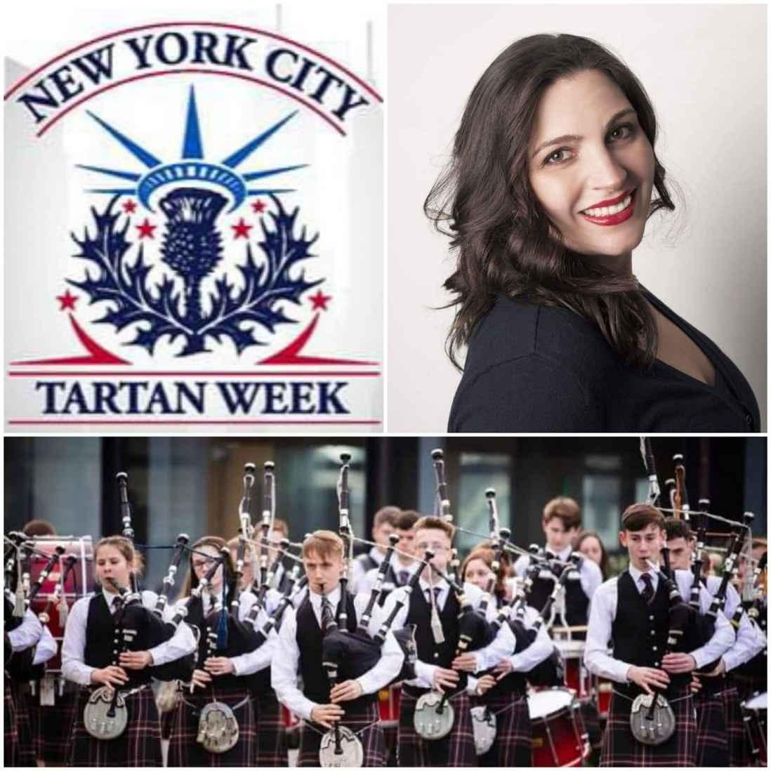 Tartan Week Festivities - New York City