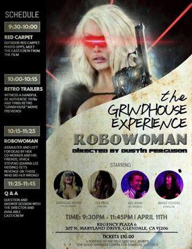 RoboWoman Premiere