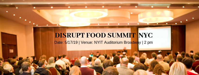 DISRUPT FOOD SUMMIT NYC (1)