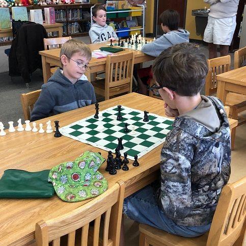 Chess builds strategic skills.