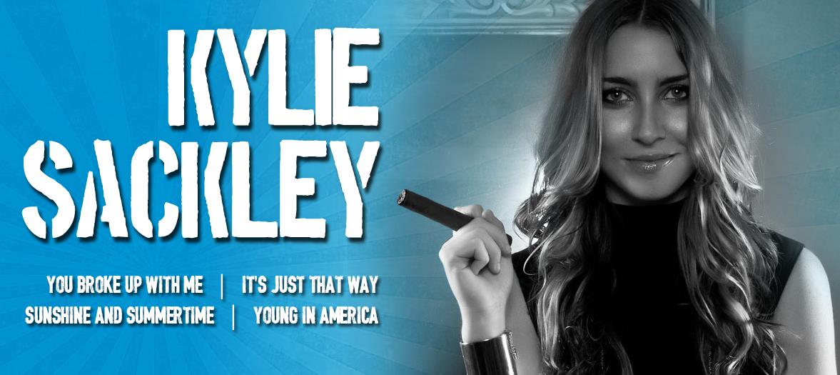 Kylie Sackley to preform at Palm Coast Songwriters Festival.
