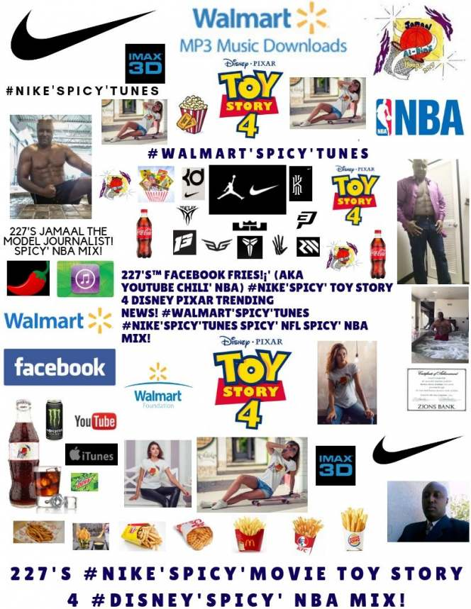 227's™ YouTube Chili' Toy Story 4 | Official Trailer | #Nike'Spicy' NBA Mix!