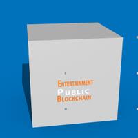 Entmt Public Blockchain Logo