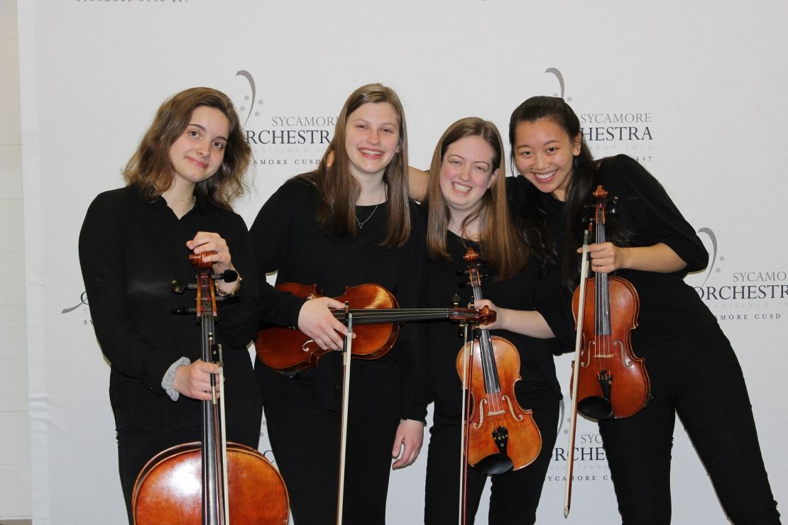 Sycamore High School String Quartet