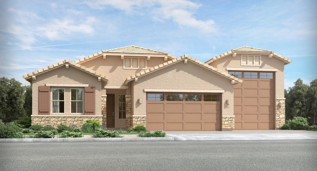 New homes for sale in Surprise with RV and car garages
