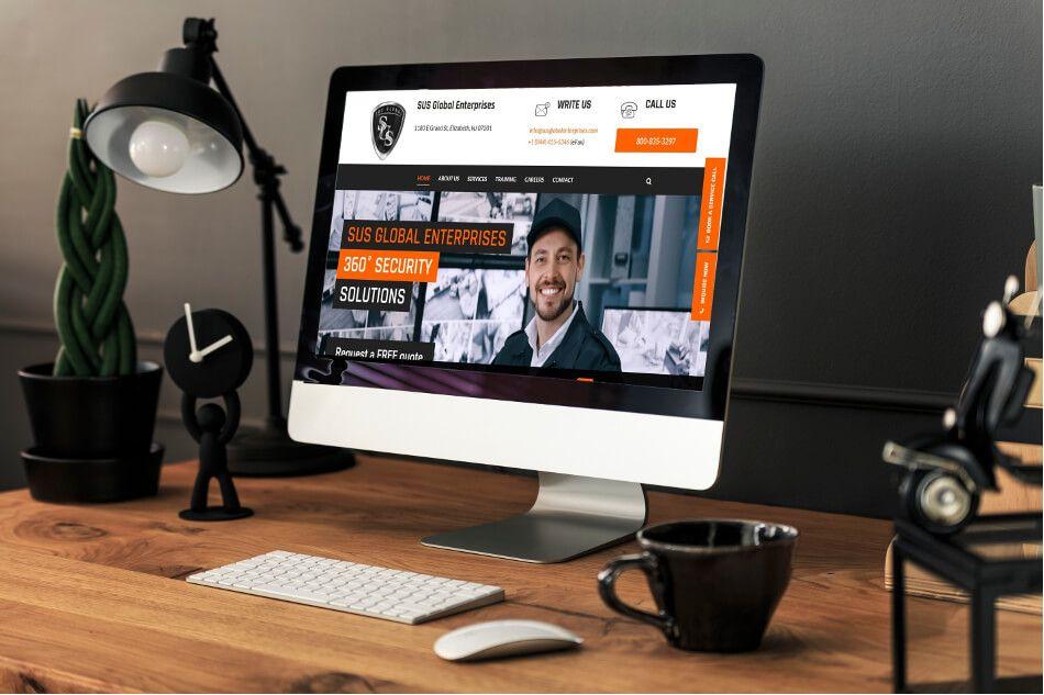SUS Global Enterprises New Website