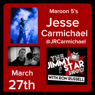 Jesse Carmichael On The Jimmy Star Show With Ron Russell
