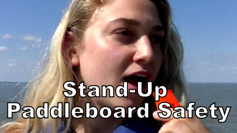 Stand-Up Paddleboard Safety