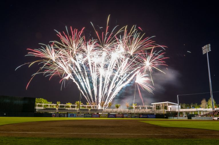 Fort Myers Miracle Fireworks