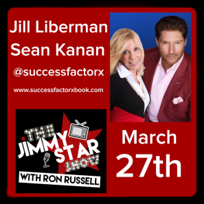 Jill Liberman and Sean Kanan To Guest On The Jimmy Star Show With Ron Russell