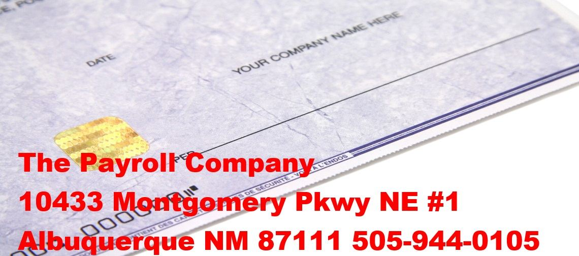 The Payroll Company 03 Albuquerque NM 505-944-0105