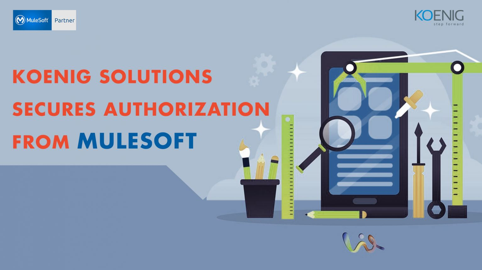 Koenig Solutions Secures Authorization from MuleSoft