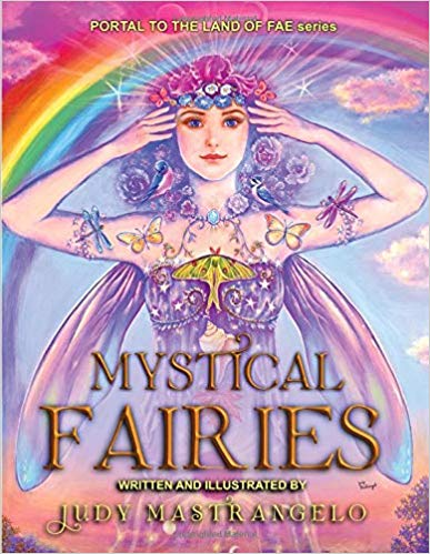 """Mystical Fairies"" from Judy Mastrangelo."