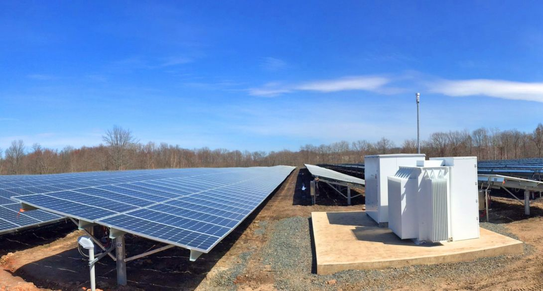 10.7 MW Old Bridge Solar Project EPC Services by Conti Solar