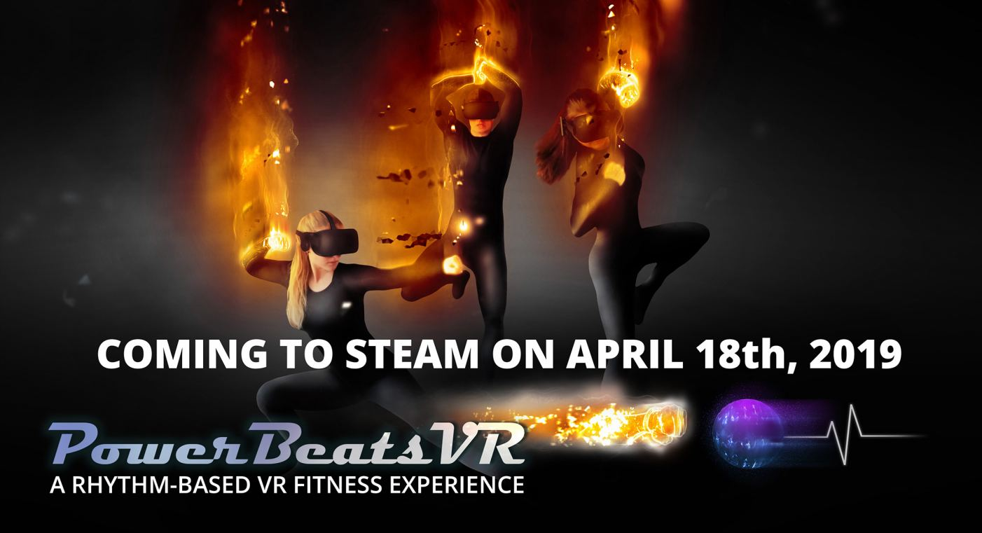 PowerBeatsVR - Coming to Steam
