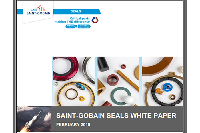Saint-Gobain Seals Technical White Paper for Space Engineers