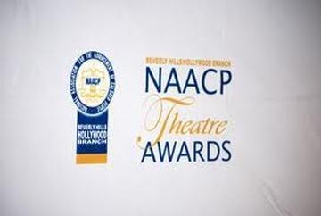 NAACP Theatre Awards logo