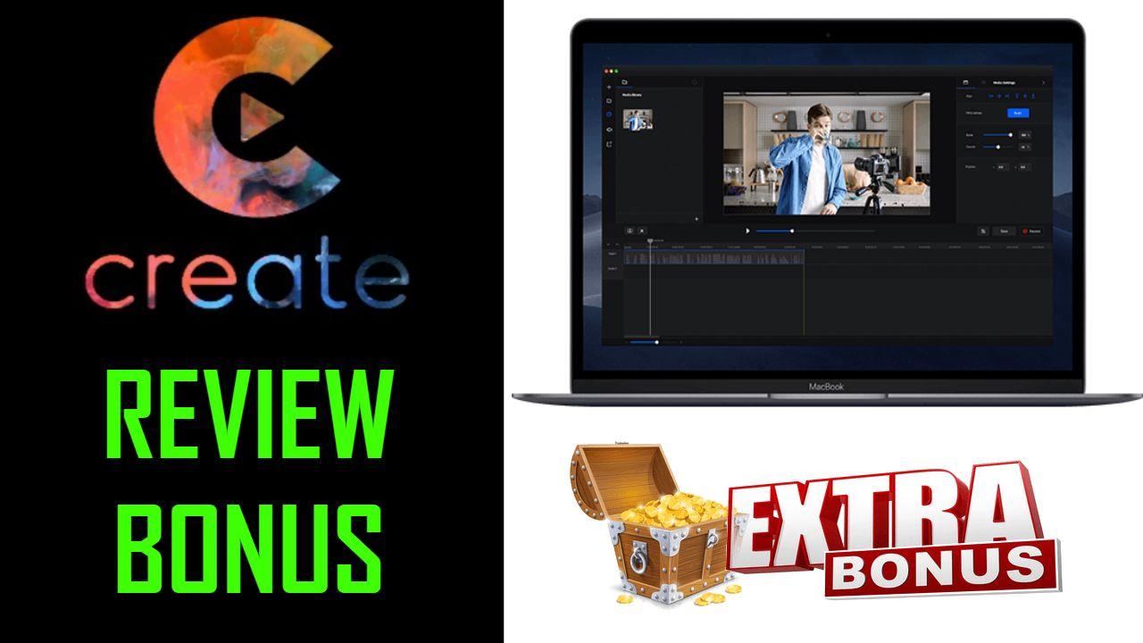 Create By Vidello Review - Create By Vidello Bonus