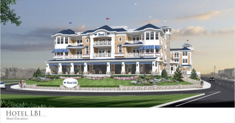 Southern Ocean Chamber After Hours event hosted by Hotel LBI May 21