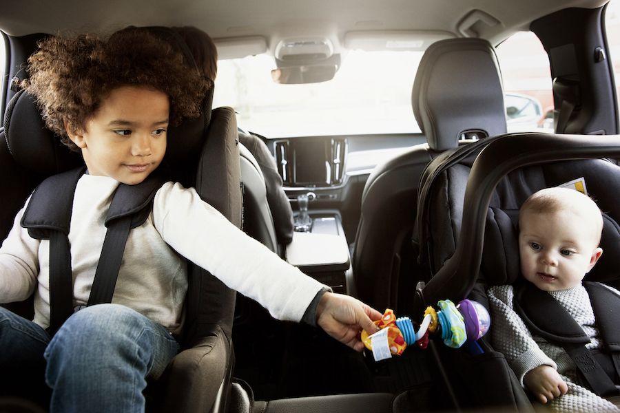 Axkid Modukid Car Seat System