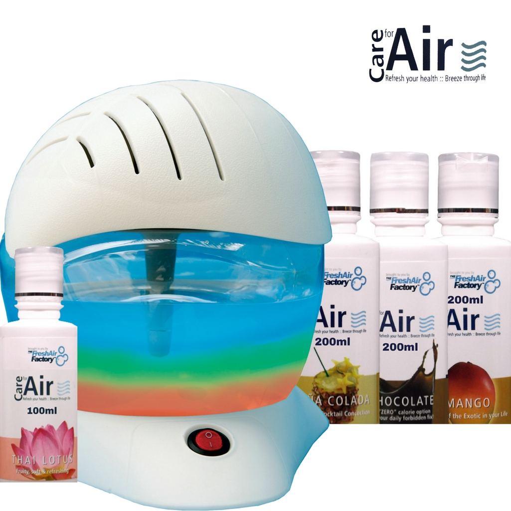 CareforAir Rainbow Breezer and Air Purifier Fragrance