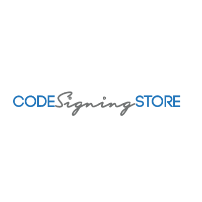 code signing store