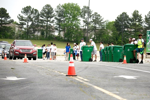 Gwinnett Clean & Beautiful to Host Earth Day Recycling Event on April 13