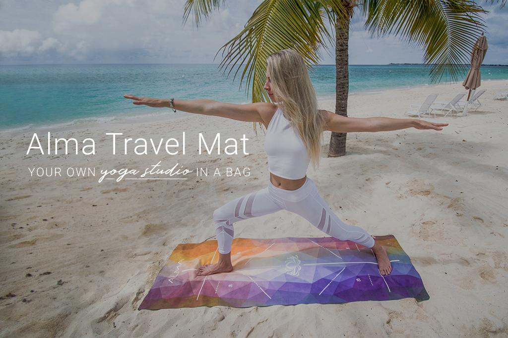 Alma Travel Yoga Mat