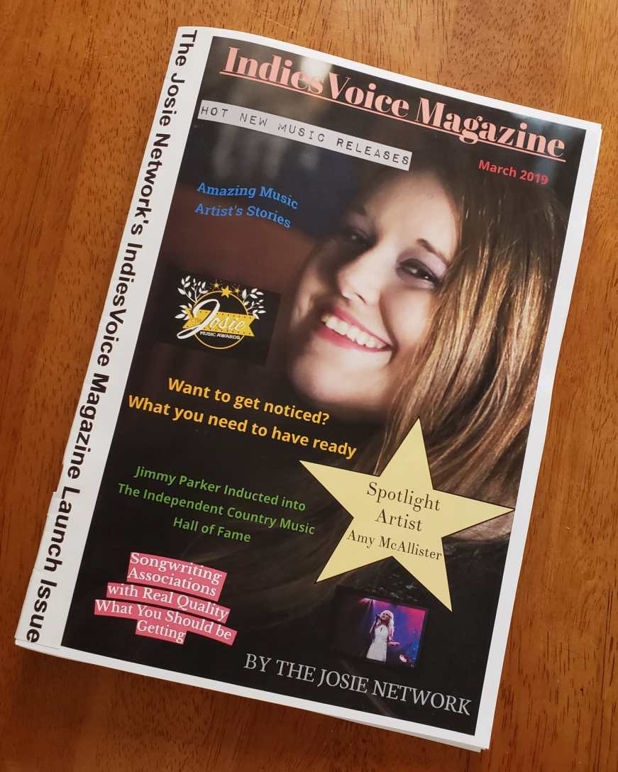IndiesVoice Magazine created by The Josie Network of Brands