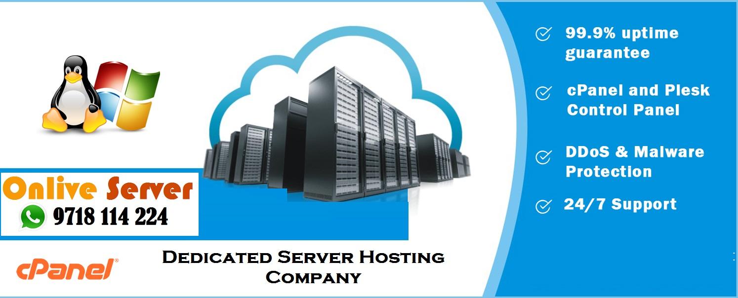 Onlive Server - A Leading Server Hosting Company