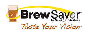 The New BrewSavor Logo for Craft and Home Brew Fluid Transfer Tubing and Hose