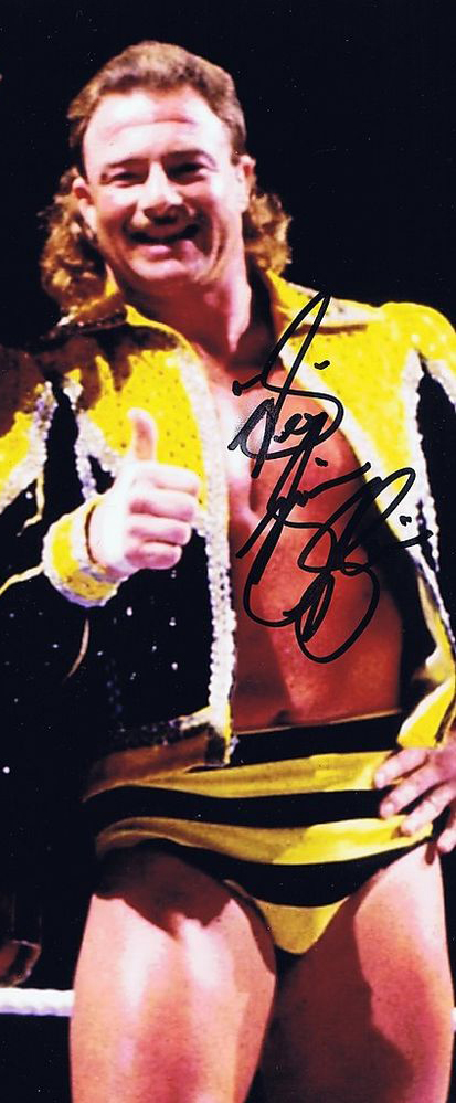 Pro Wrestling Superstar B Bryan Blair Ready for Battle