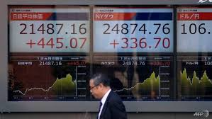 Asia Markets Rally - Positive Data out of China/ US China Trade Talks