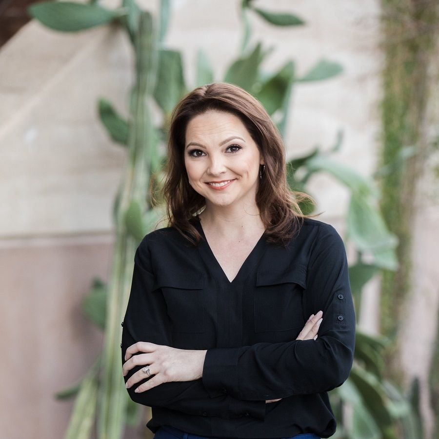 Amber De La Garza, Productivity Specialist