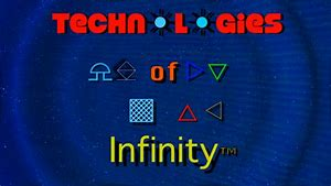 Official logo of Technologies of Infinity