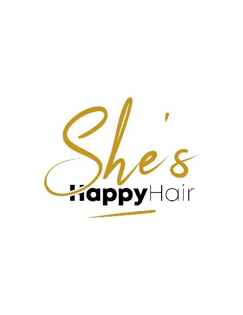 She's Happy Hair