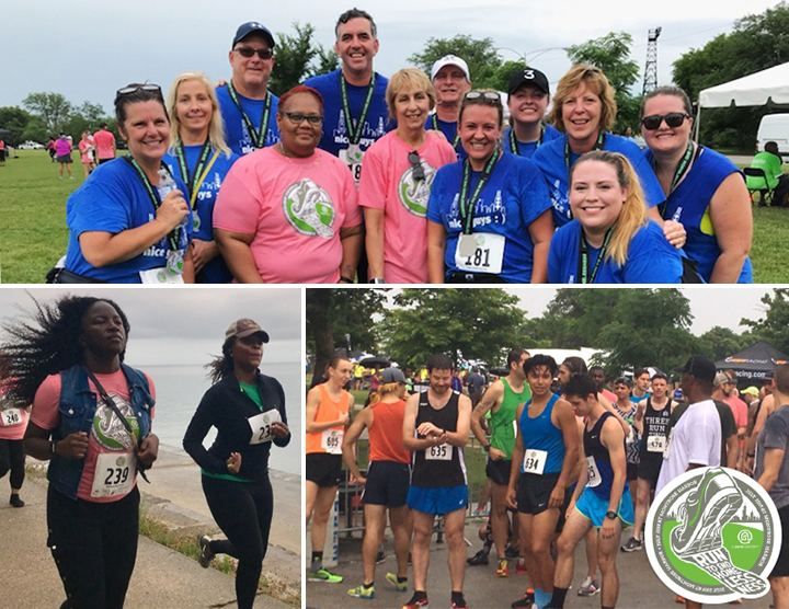 Pictured: A Safe Haven Foundation's 5K Run/Walk to End Homelessness