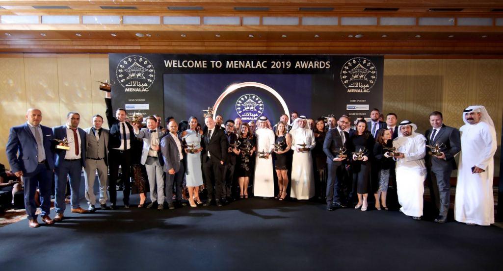 2nd MENALAC Gala Awards 2019