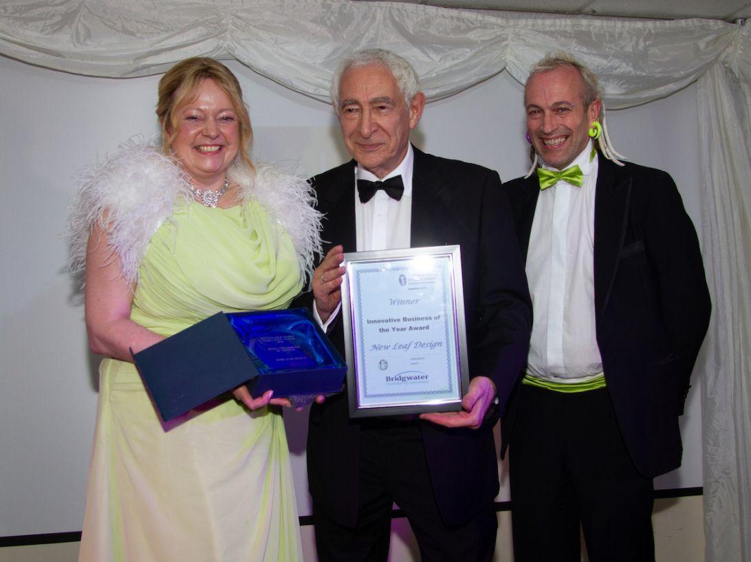 Becky Wright New Leaf Innovation Award