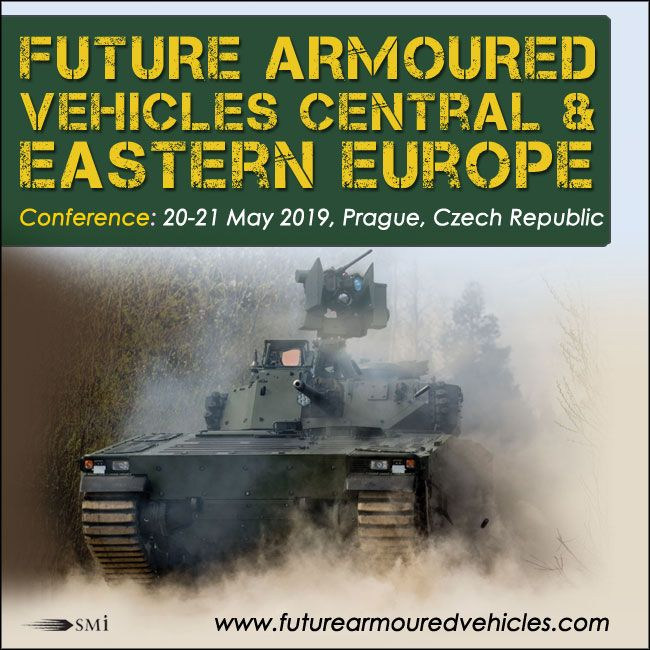 Future Armoured Vehicles Central and Eastern Europe 2019