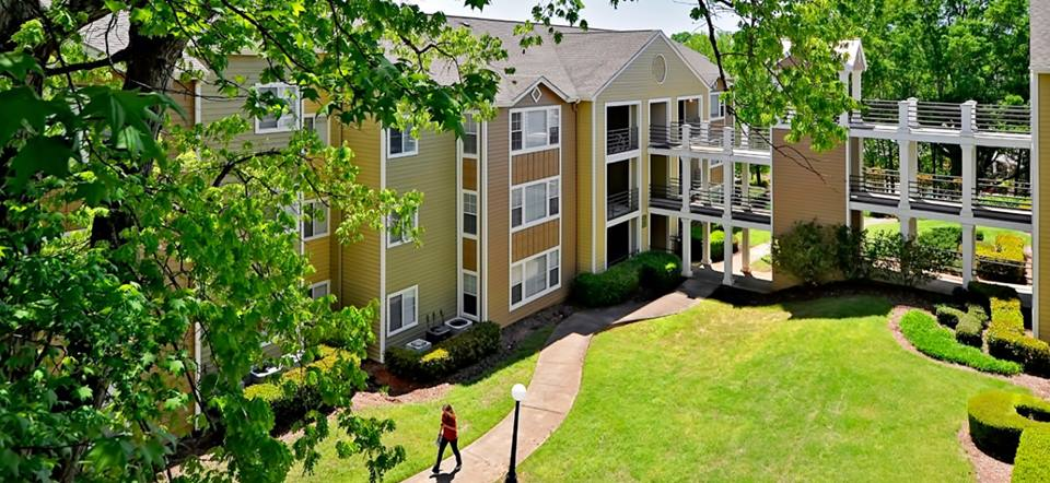 The Park at Athens is managed by Asset Living.