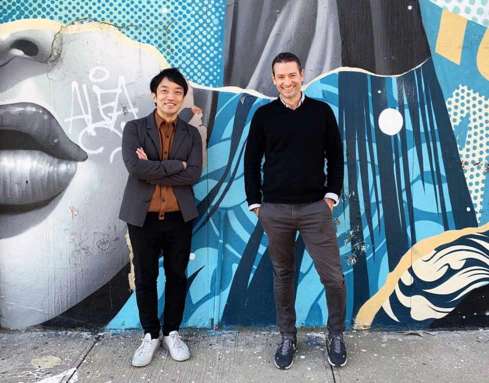 Hiroki and Nathanial