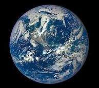 earth aeriel view