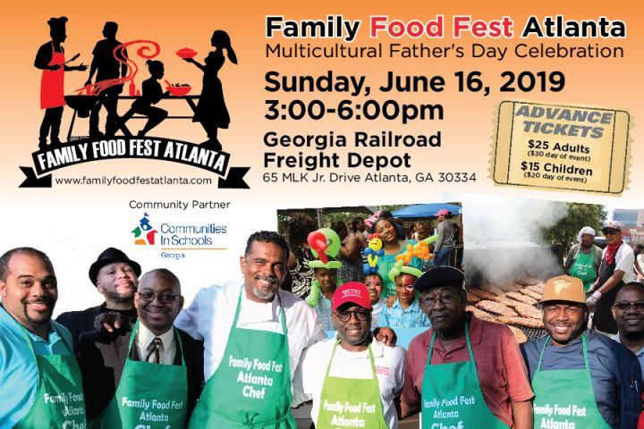 Family Food Fest Atlanta 2019