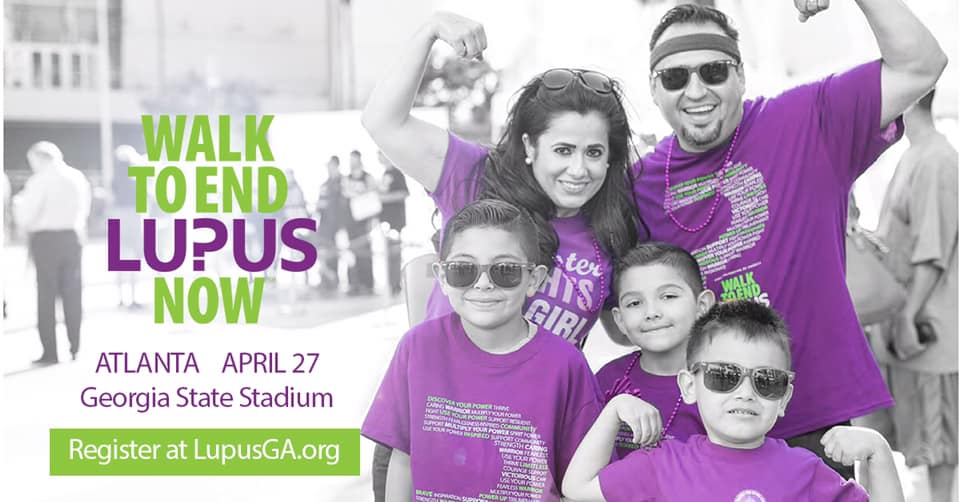 Lupus Foundation of America Georgia Chapter Walk