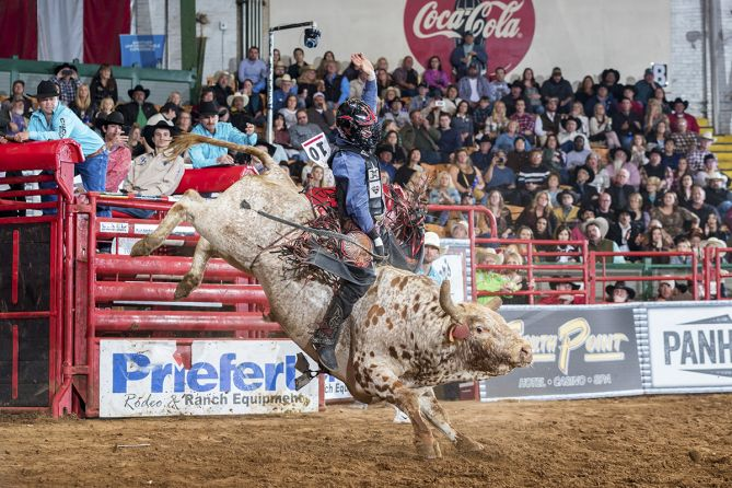 32 Invitation Only bull riders set to compete at the Fort Worth Stockyards