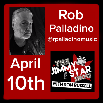 Rob Palladino on The Jimmy Star Show With Ron Russell