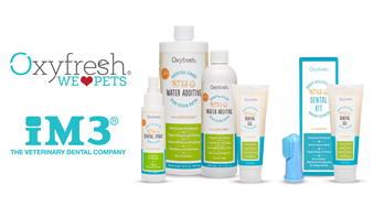 Oxyfresh Announces Partnership with iM3