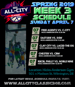 All-City Classic 302 Legends: Week 3