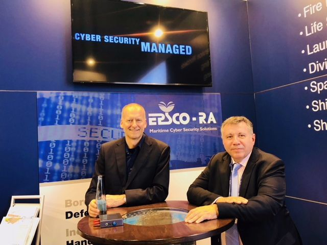Epsco-Ra Directors, Gideon Lenkey & Andreas Ioannou
